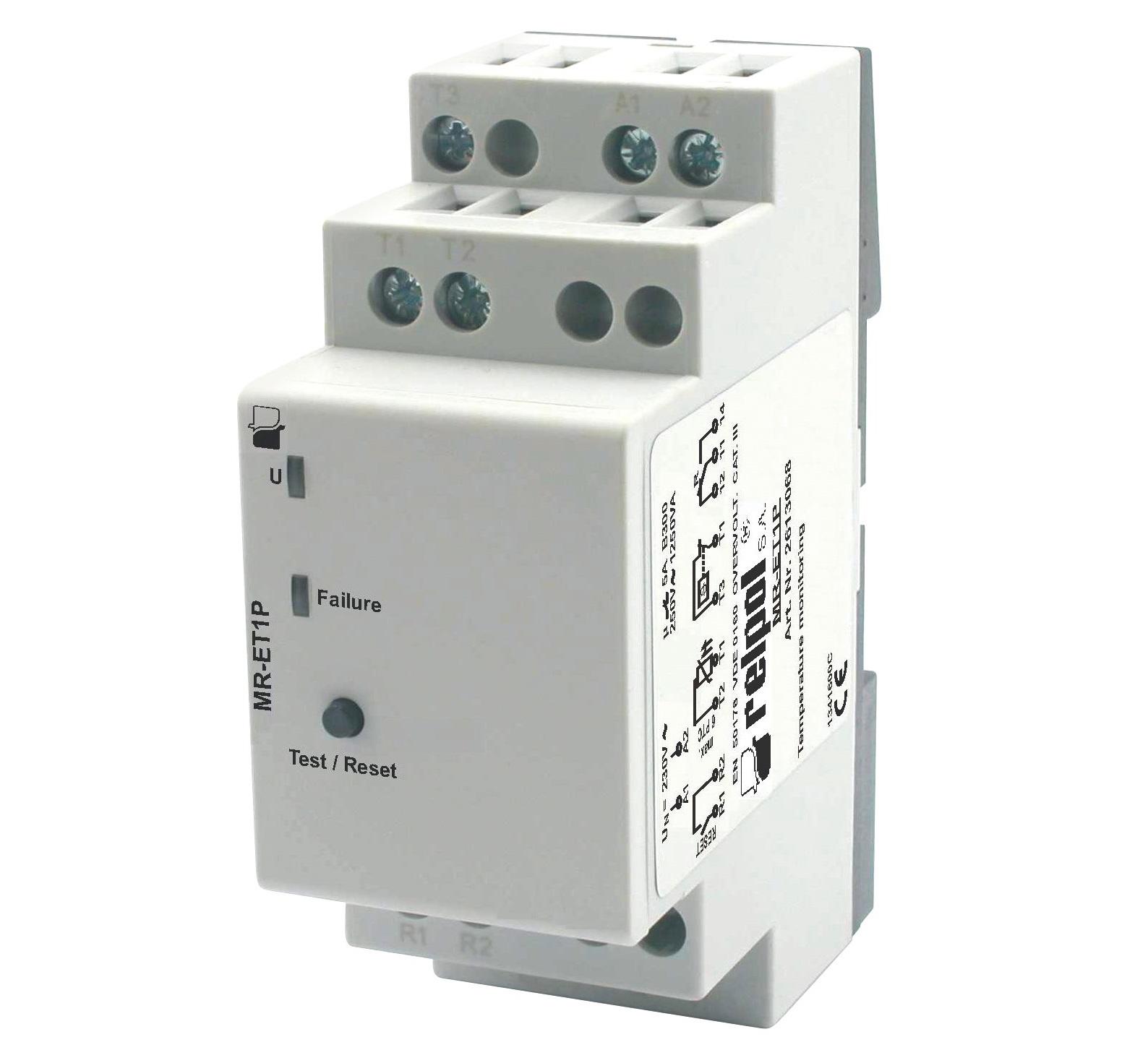 реле контроля температуры двигателя MR-ET1P