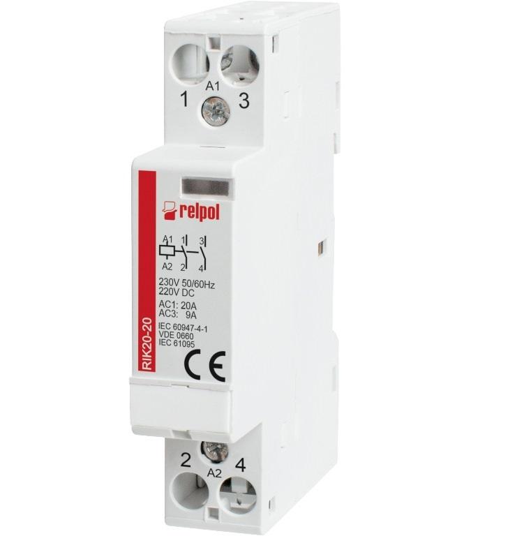 контактор RIK20-20-230
