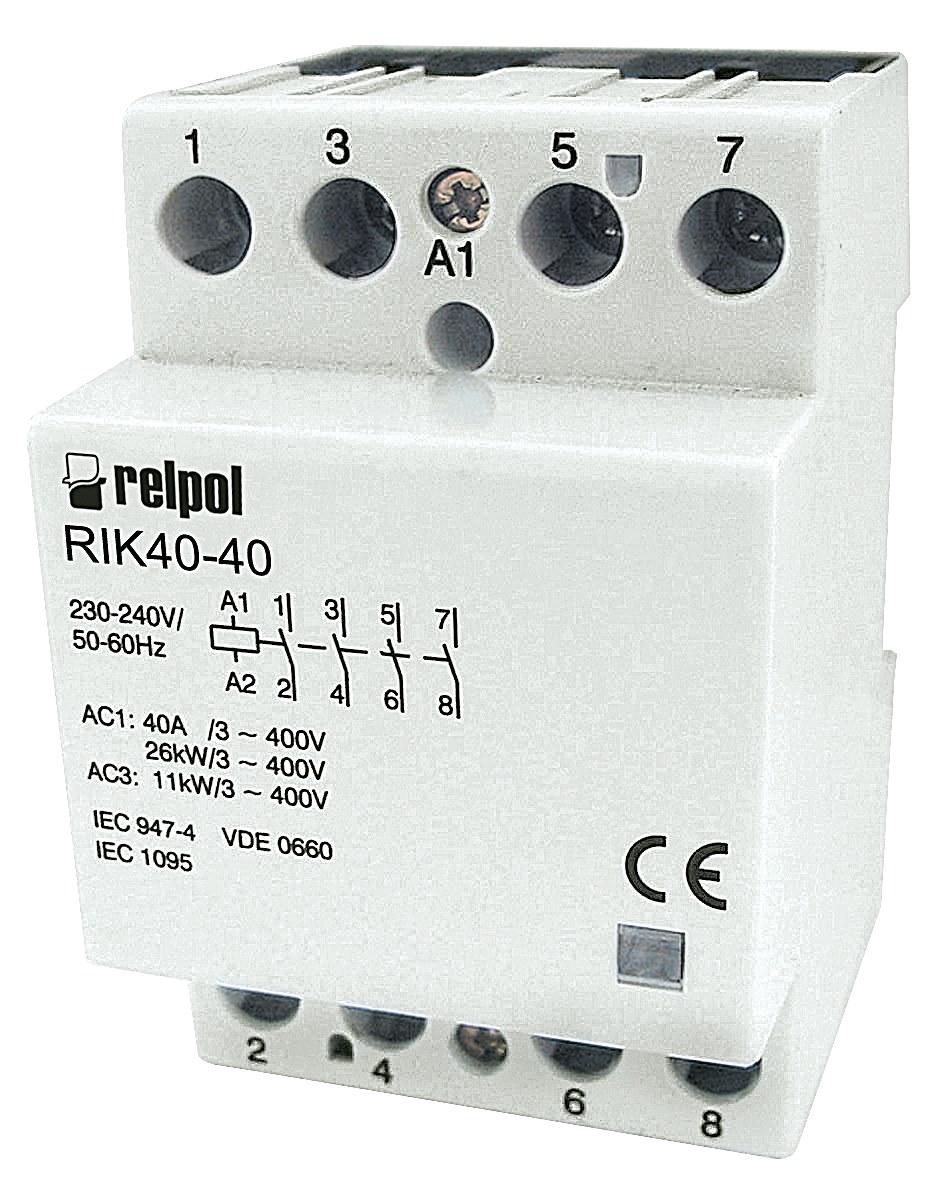 контакторы RIK40-40