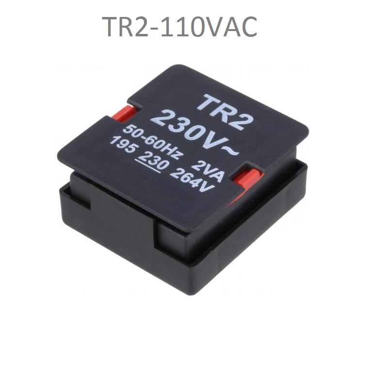 трансформатор питания реле контроля TR2-110VAC