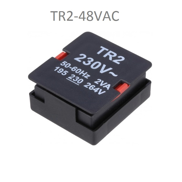 трансформаторы питания реле контроля Relpol код TR2-48VAC